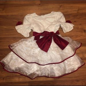 5t Anabelle formal Halloween Dress